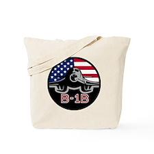 B-1B Bone Tote Bag