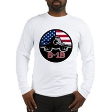 B-1B Bone Long Sleeve T-Shirt