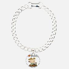 Autumn Girl I Love Bubby Bracelet