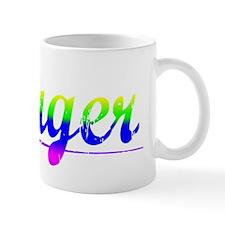 Kruger, Rainbow, Mug