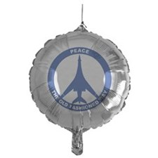 B-1B - Peace The Old Fashioned Way Balloon