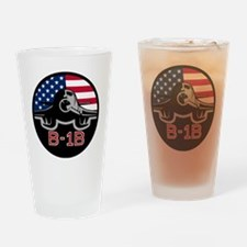 B-1B Bone Drinking Glass