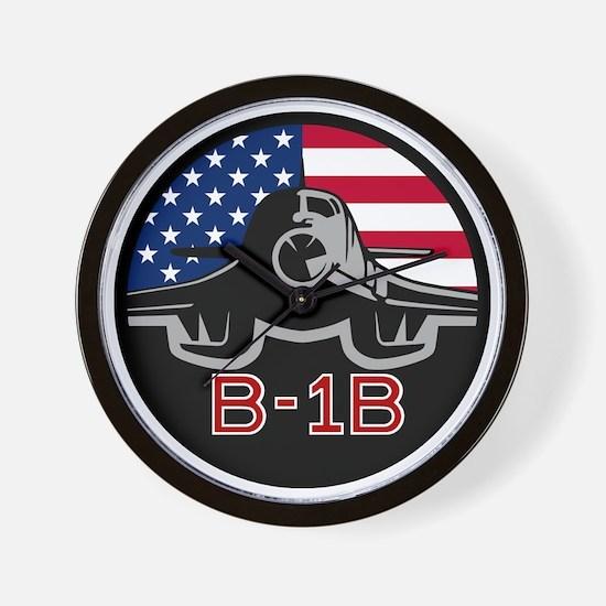 B-1B Bone Wall Clock