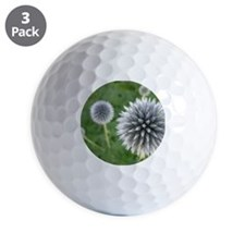 Great Garden Balls of Fire  Golf Ball