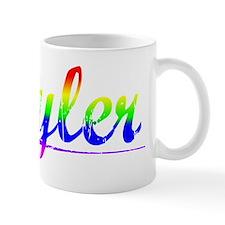 Kyler, Rainbow, Mug