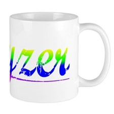 Kyzer, Rainbow, Small Mug