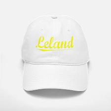 Leland, Yellow Baseball Baseball Cap