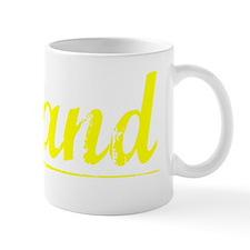 Leland, Yellow Mug
