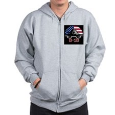 B-1B Lancer Zip Hoodie