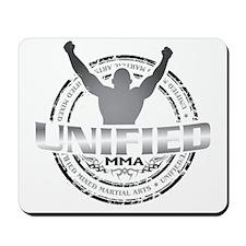 Unified MMA Logo Final - full color Mousepad