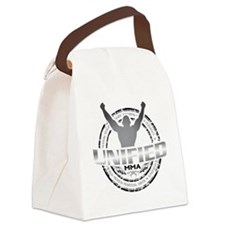 Unified MMA Logo Final - full col Canvas Lunch Bag