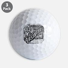Old Absinthe logo Golf Ball