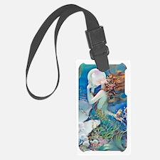 3G-Clive-Pearls Mermaid Luggage Tag