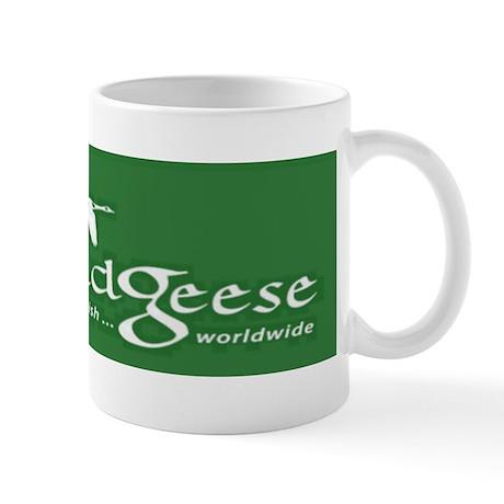 long b-sticker Mug