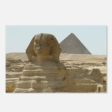 Sphinx Postcards (Package of 8)