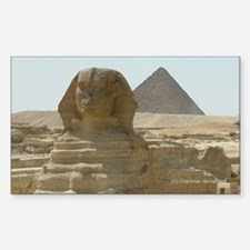 Sphinx Decal