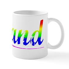 Leland, Rainbow, Mug