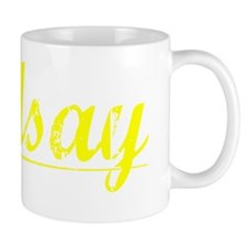 Lindsay, Yellow Mug
