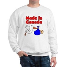 Made In Canada Boy Sweater