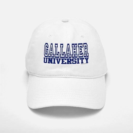 GALLAHER University Baseball Baseball Cap