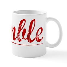 Trimble, Vintage Red Mug