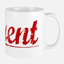 Trent, Vintage Red Mug