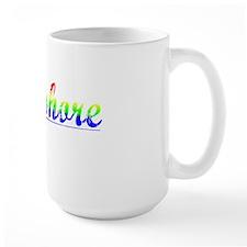 Longshore, Rainbow, Mug