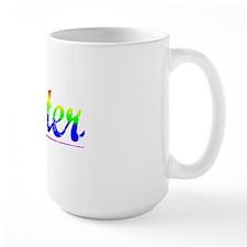 Lister, Rainbow, Mug