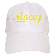 Macey, Yellow Baseball Cap