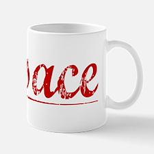 Versace, Vintage Red Mug
