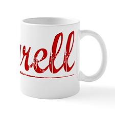 Tyrell, Vintage Red Mug