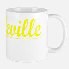 Mandeville, Yellow Mug