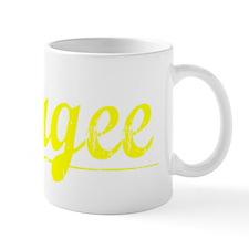 Magee, Yellow Mug