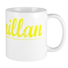 Macmillan, Yellow Mug