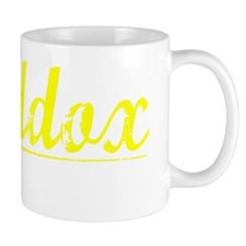 Maddox, Yellow Mug