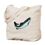 Snook Fish Tote Bag