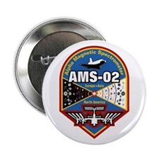 """AMS-02 2.25"""" Button"""