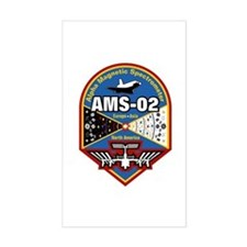 AMS-02 Decal