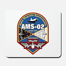 AMS-02 Mousepad