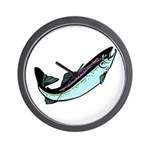 Snook Fish Wall Clock