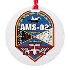 AMS-02 Ornament