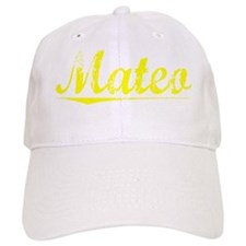 Mateo, Yellow Baseball Cap