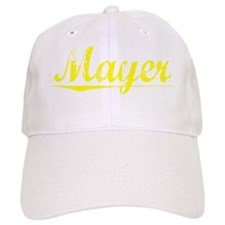 Mayer, Yellow Baseball Cap