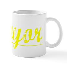 Mayor, Yellow Mug