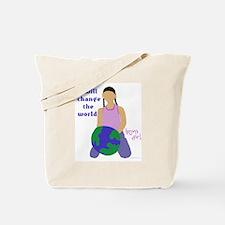 Brown Girl Tote Bag (English/Spanish)