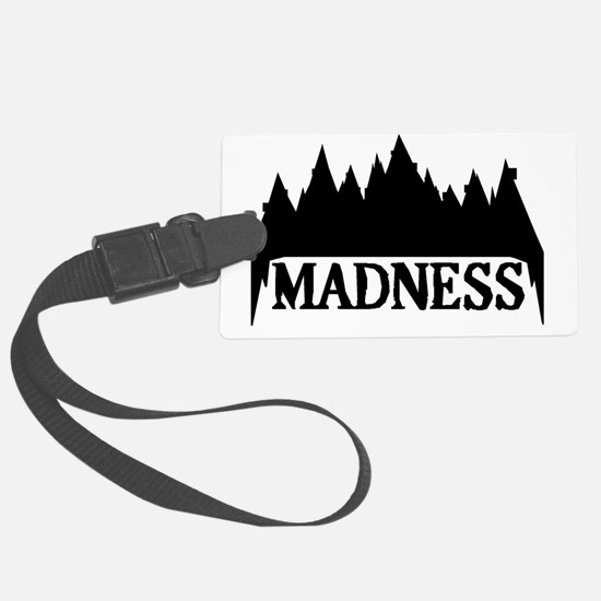 At The Mountains Of Madness Luggage Tag
