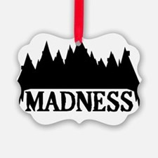 At The Mountains Of Madness Ornament