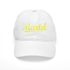 Martel, Yellow Baseball Cap