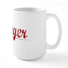 Wenger, Vintage Red Mug