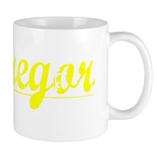 Mcgregor, Yellow Mug